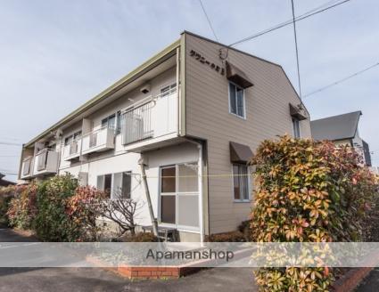 静岡県焼津市の築31年 2階建の賃貸アパート
