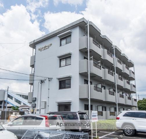 静岡県焼津市、西焼津駅徒歩1分の築23年 4階建の賃貸マンション