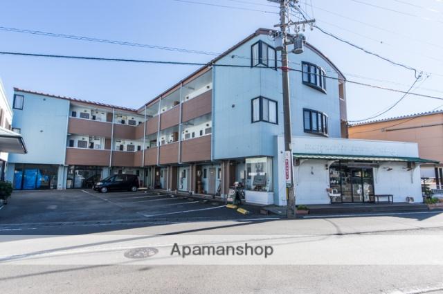 静岡県焼津市、焼津駅徒歩20分の築20年 3階建の賃貸マンション