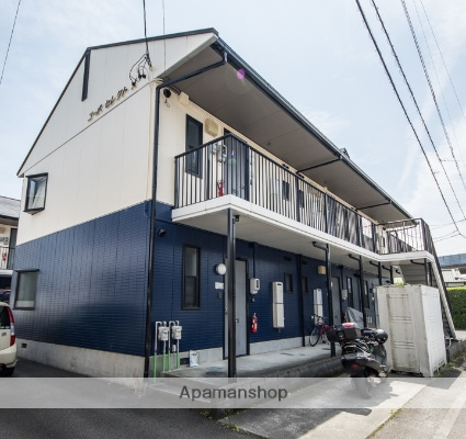 静岡県焼津市、西焼津駅徒歩12分の築20年 2階建の賃貸アパート