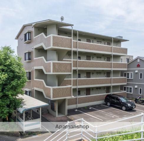 静岡県焼津市、焼津駅徒歩13分の築21年 4階建の賃貸マンション