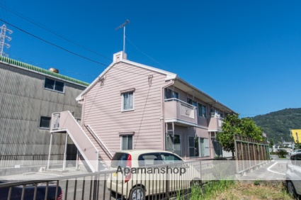 静岡県焼津市、焼津駅静鉄バスバス15分さかなセンター下車後徒歩5分の築30年 2階建の賃貸アパート