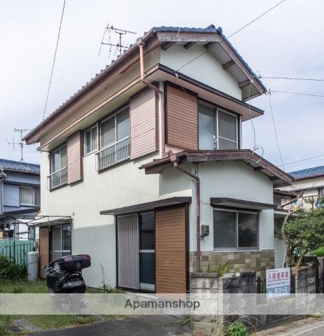 静岡県焼津市の築40年 2階建の賃貸一戸建て