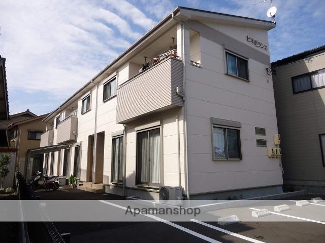 静岡県焼津市の築1年 2階建の賃貸アパート