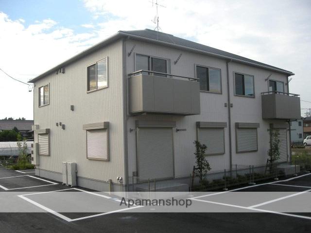 静岡県焼津市の築8年 2階建の賃貸アパート
