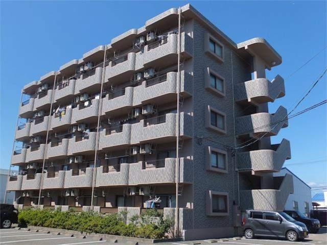 静岡県焼津市、西焼津駅徒歩10分の築16年 5階建の賃貸マンション