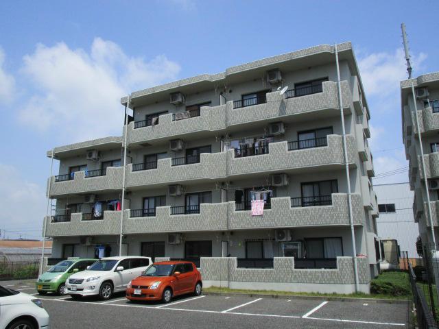 静岡県焼津市、西焼津駅徒歩17分の築14年 4階建の賃貸マンション