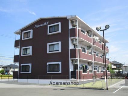 静岡県焼津市の築13年 3階建の賃貸マンション