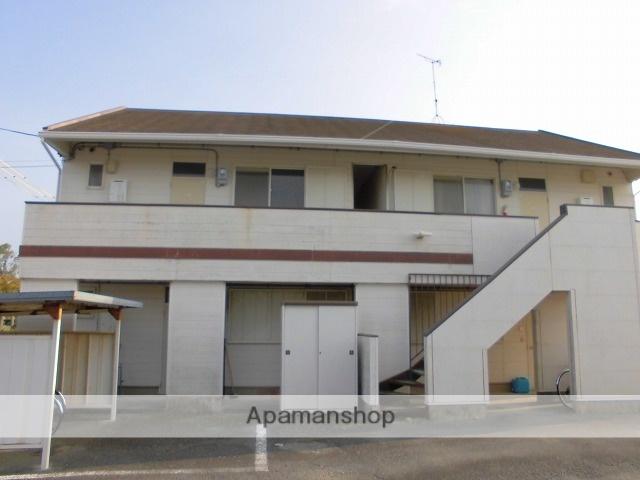 静岡県焼津市の築27年 2階建の賃貸アパート