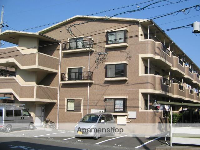 静岡県焼津市、焼津駅徒歩18分の築22年 3階建の賃貸マンション