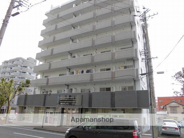 静岡県焼津市、焼津駅徒歩2分の築29年 9階建の賃貸マンション