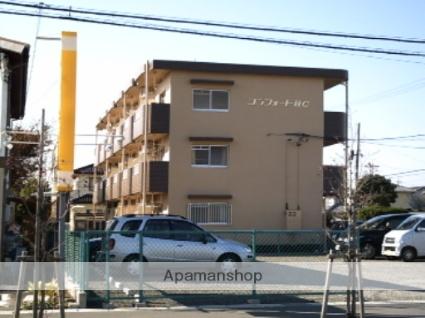 静岡県焼津市、西焼津駅徒歩9分の築22年 3階建の賃貸マンション
