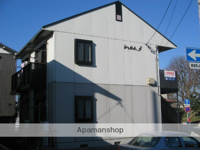 静岡県焼津市、焼津駅徒歩6分の築19年 2階建の賃貸アパート