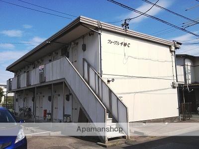 静岡県焼津市、焼津駅徒歩18分の築31年 2階建の賃貸アパート