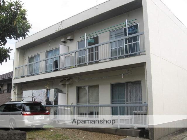 静岡県浜松市中区、曳馬駅徒歩30分の築39年 2階建の賃貸アパート