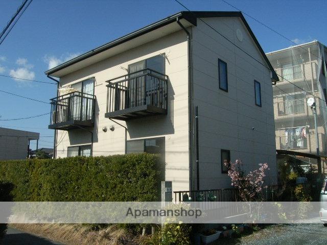 静岡県浜松市浜北区、遠州小松駅徒歩20分の築17年 2階建の賃貸テラスハウス