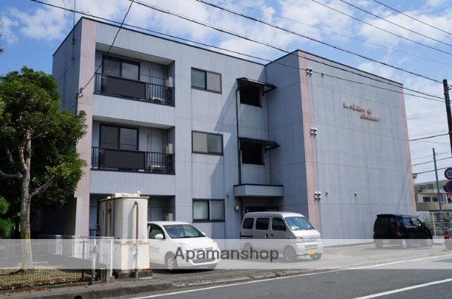 静岡県浜松市中区、浜松駅遠鉄バスバス20分泉町北下車後徒歩3分の築13年 3階建の賃貸マンション