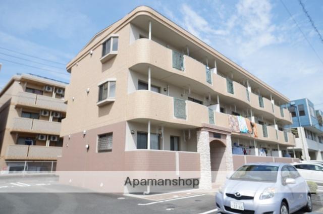 静岡県浜松市中区、八幡駅徒歩23分の築10年 3階建の賃貸マンション