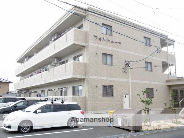 静岡県浜松市東区、上島駅徒歩14分の築8年 3階建の賃貸マンション