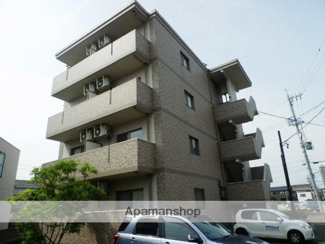 静岡県浜松市中区、助信駅徒歩16分の築11年 4階建の賃貸マンション