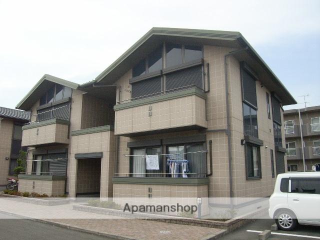 静岡県浜松市東区、天竜川駅徒歩26分の築12年 2階建の賃貸アパート