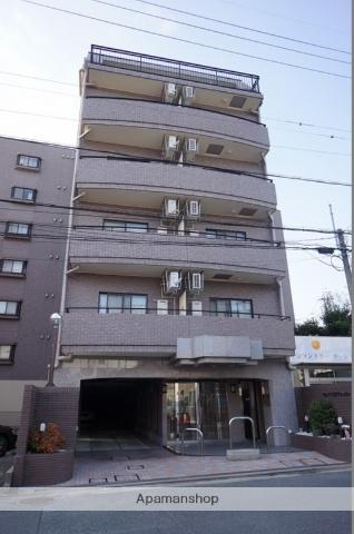 静岡県浜松市中区、第一通り駅徒歩9分の築17年 7階建の賃貸マンション