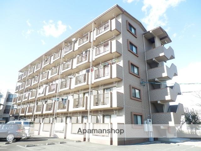 静岡県浜松市中区、浜松駅徒歩18分の築14年 5階建の賃貸マンション