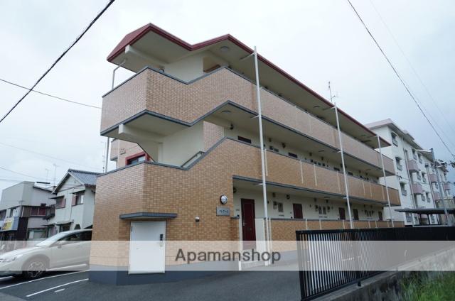 静岡県浜松市中区、浜松駅遠鉄バスバス35分萩丘下車後徒歩3分の築7年 3階建の賃貸マンション