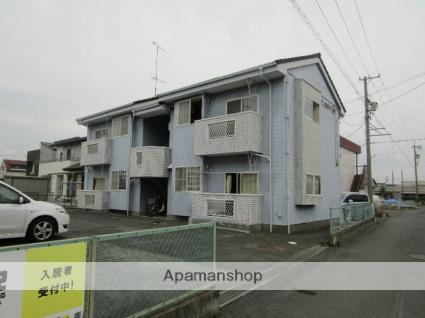 静岡県浜松市南区の築25年 2階建の賃貸アパート