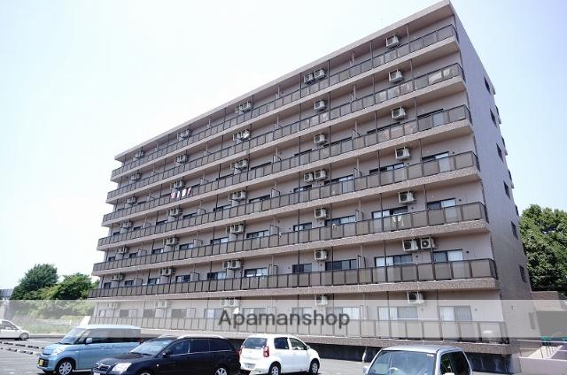 静岡県浜松市東区、上島駅徒歩19分の築12年 7階建の賃貸マンション
