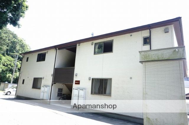 静岡県浜松市中区、第一通り駅徒歩22分の築8年 2階建の賃貸アパート