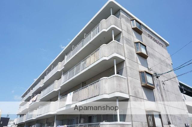 静岡県浜松市中区、浜松駅徒歩84分の築23年 4階建の賃貸マンション