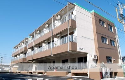 静岡県浜松市中区、浜松駅徒歩13分の築13年 3階建の賃貸マンション