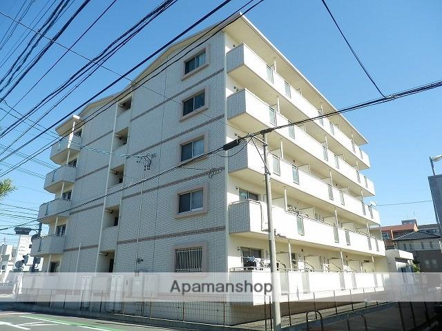 静岡県浜松市中区、第一通り駅徒歩17分の築7年 5階建の賃貸マンション