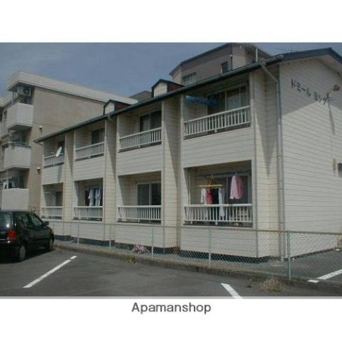 静岡県浜松市東区、上島駅徒歩15分の築31年 2階建の賃貸アパート