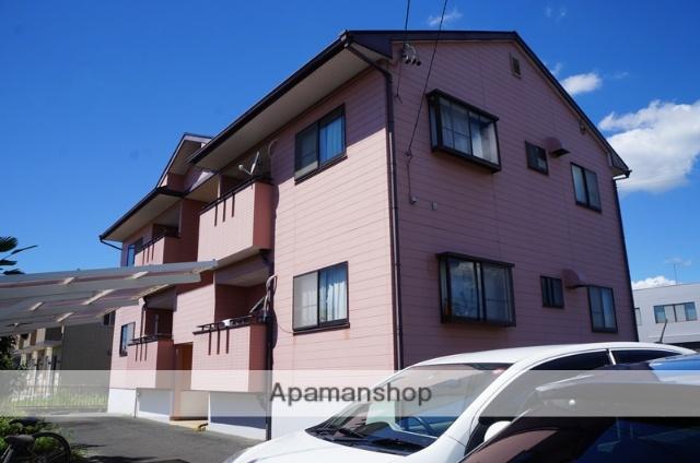 静岡県浜松市中区、曳馬駅徒歩8分の築23年 2階建の賃貸アパート