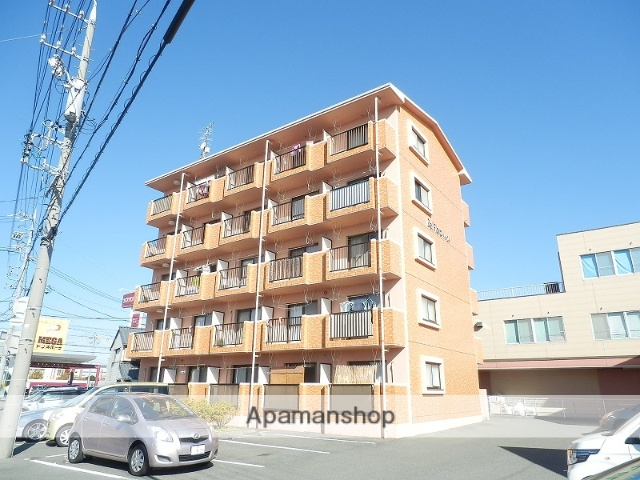 静岡県浜松市中区、新浜松駅徒歩29分の築16年 5階建の賃貸マンション