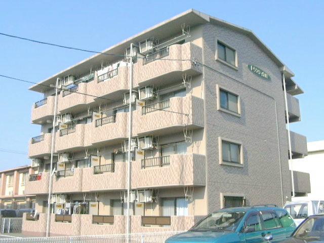 静岡県浜松市南区の築16年 4階建の賃貸マンション