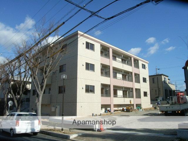 静岡県浜松市中区、曳馬駅徒歩38分の築7年 3階建の賃貸マンション
