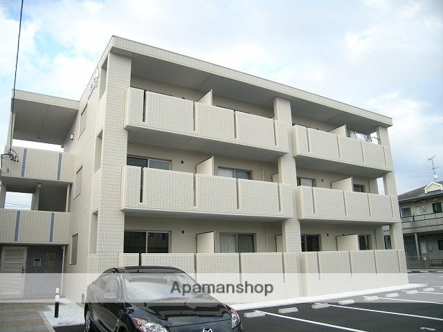 静岡県浜松市中区、浜松駅遠鉄バスバス19分聖隷病院下車後徒歩3分の築5年 3階建の賃貸マンション