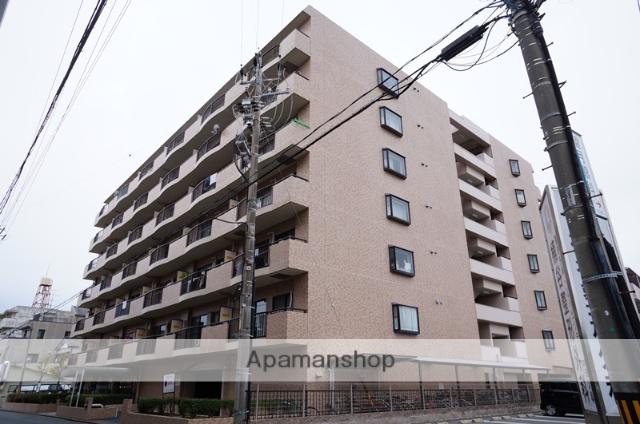 静岡県浜松市中区、浜松駅徒歩10分の築26年 7階建の賃貸マンション