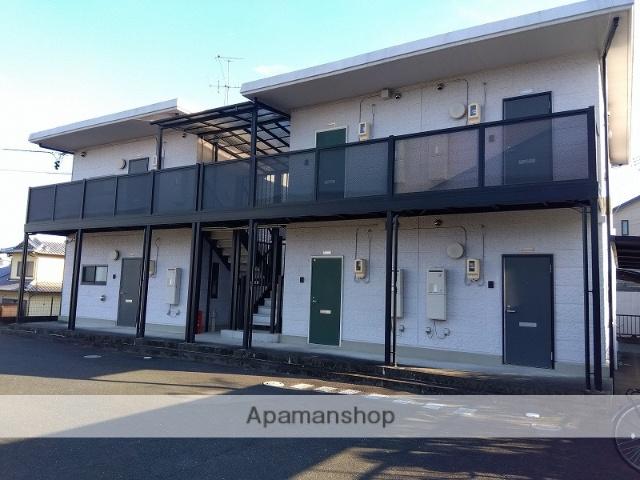 静岡県浜松市東区、さぎの宮駅徒歩33分の築14年 2階建の賃貸アパート