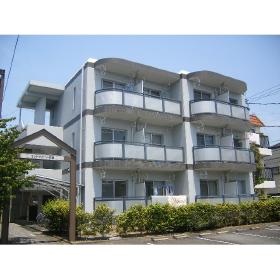 静岡県浜松市中区、八幡駅徒歩12分の築27年 3階建の賃貸マンション