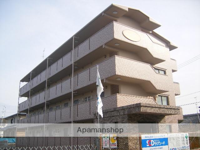 静岡県浜松市南区、天竜川駅徒歩32分の築9年 4階建の賃貸マンション