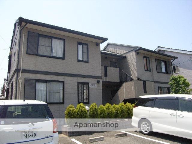 静岡県浜松市中区、八幡駅徒歩19分の築17年 2階建の賃貸アパート