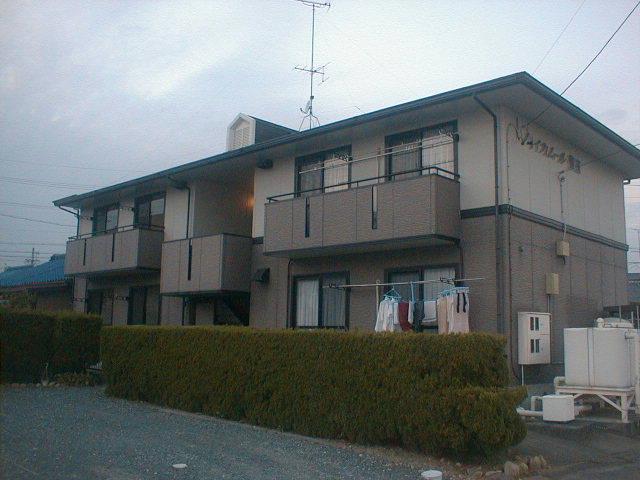 静岡県浜松市東区、自動車学校前駅徒歩24分の築20年 2階建の賃貸アパート