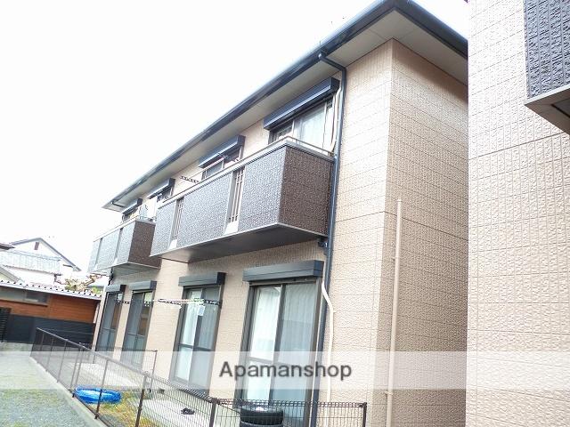 静岡県浜松市中区、八幡駅徒歩18分の築18年 2階建の賃貸アパート