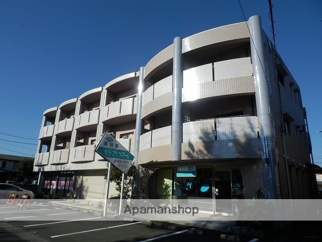 静岡県浜松市中区、浜松駅徒歩109分の築12年 3階建の賃貸マンション