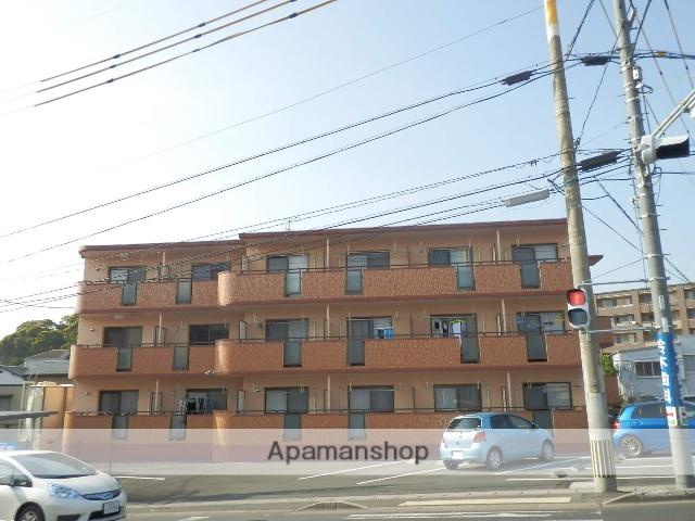 静岡県浜松市中区、新浜松駅徒歩24分の築11年 3階建の賃貸マンション
