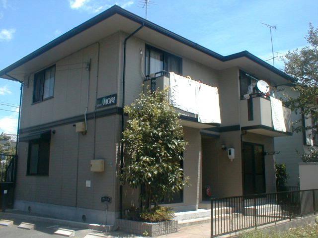 静岡県浜松市中区、浜松駅遠鉄バスバス15分西来院裏下車後徒歩3分の築19年 2階建の賃貸アパート